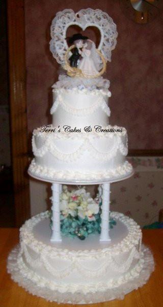 Wedding Cakes Corpus Christi  Terri s Cakes & Creations Corpus Christi TX Wedding Cake