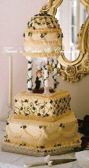 Wedding Cakes Corpus Christi  Terri s Cakes & Creations Reviews & Ratings Wedding Cake