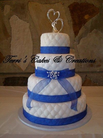 Wedding Cakes Corpus Christi  Terri s Cakes & Creations Reviews & Ratings Wedding Cake