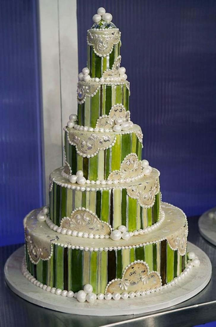 Wedding Cakes Cost  Average Cost A Wedding Cake