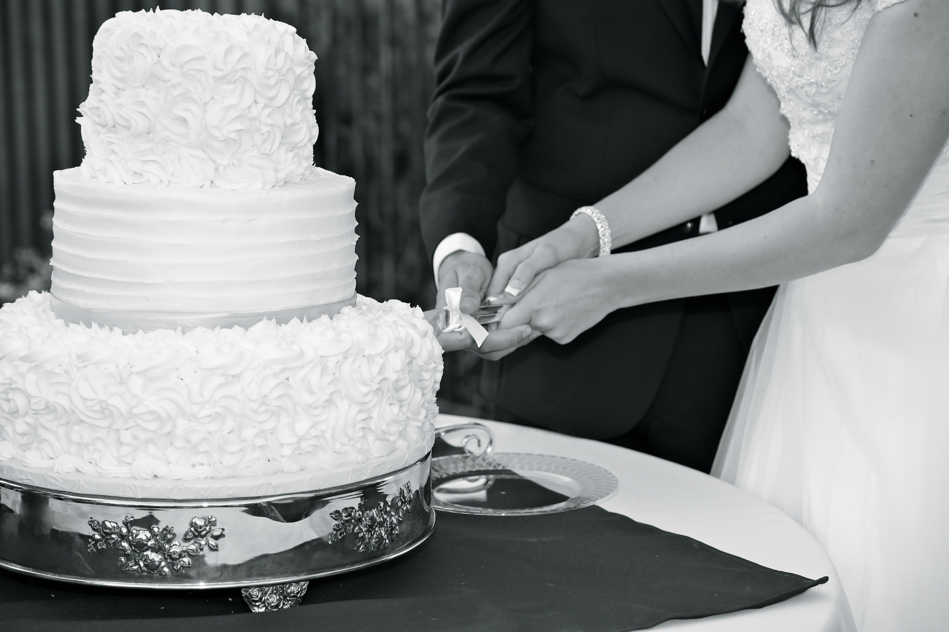 Wedding Cakes Cutting  3 Don'ts for Your Cake Cutting Ceremony Wedding