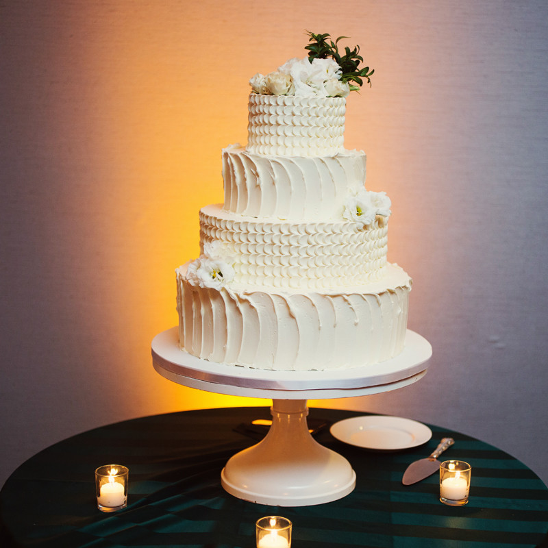 Wedding Cakes Dc  Classic and Elegant Wedding Reception in Washington DC