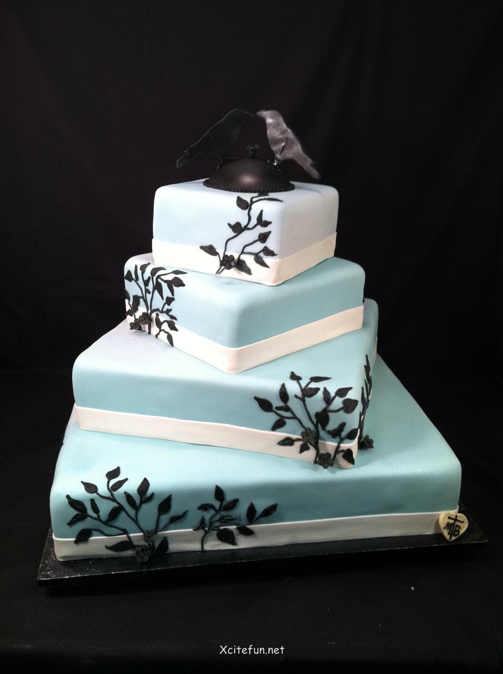 Wedding Cakes Decor  Wedding Cake Decoration Ideas
