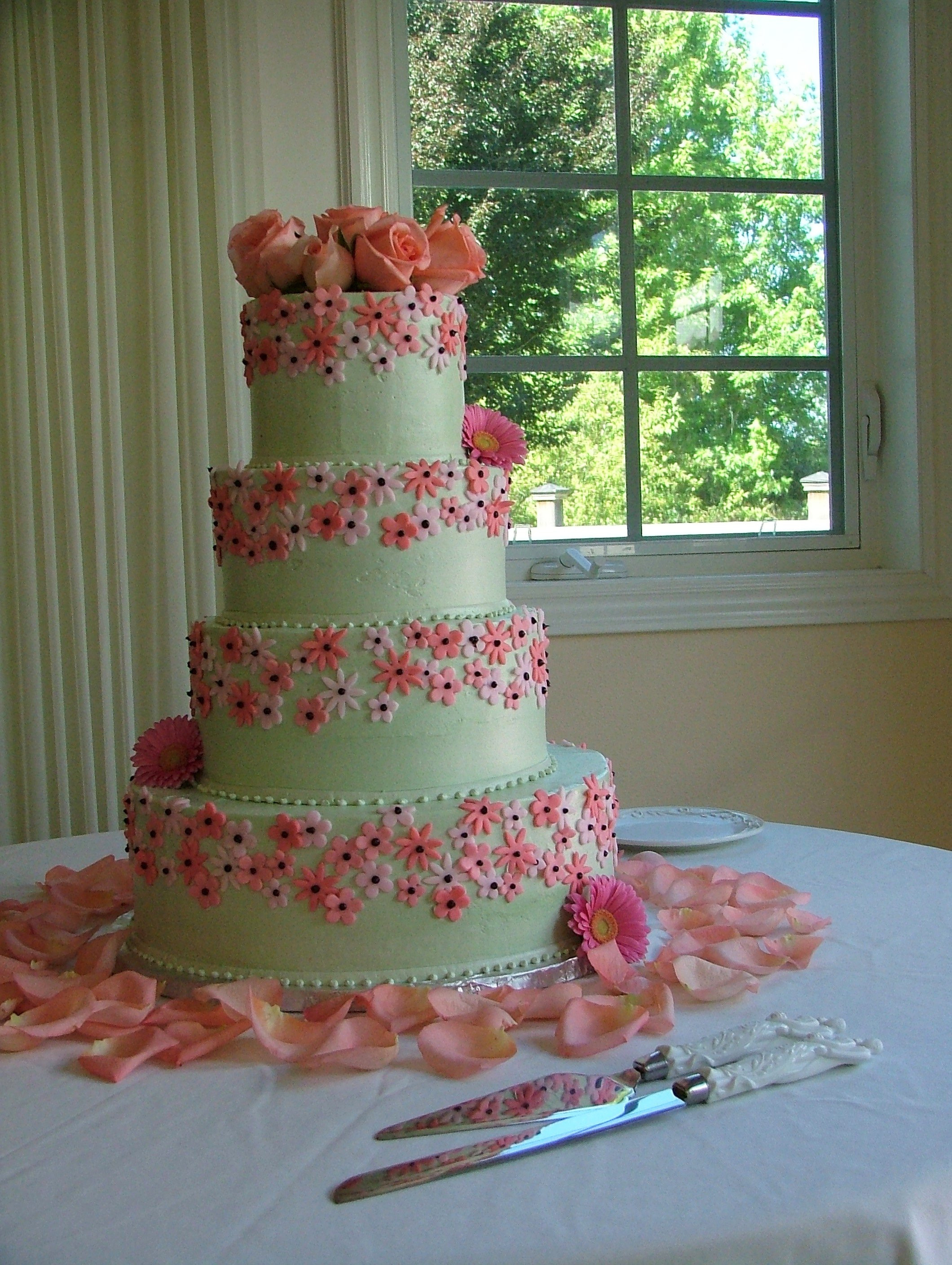 Wedding Cakes Decorated  It's All About The Pink – Pink Wedding Cakes That Is