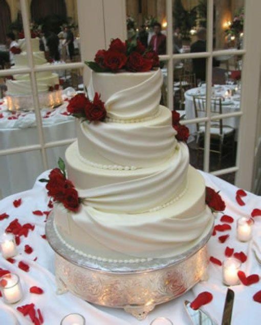 Wedding Cakes Decorated  Simple Wedding Cake Decorating Ideas Wedding and Bridal