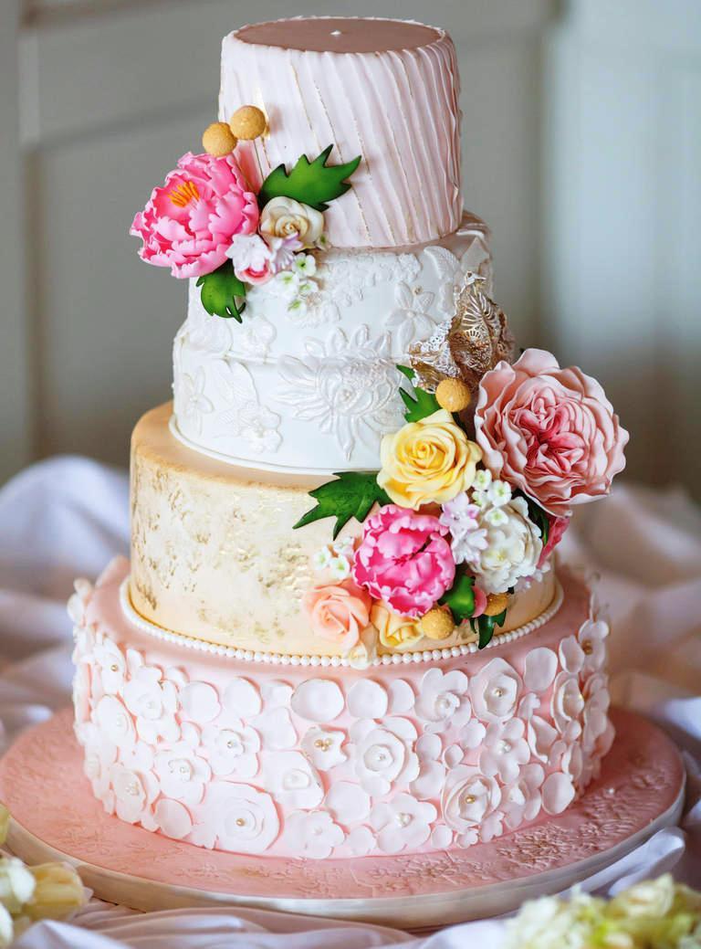 Wedding Cakes Decorations  25 Beautiful Wedding Cake Ideas