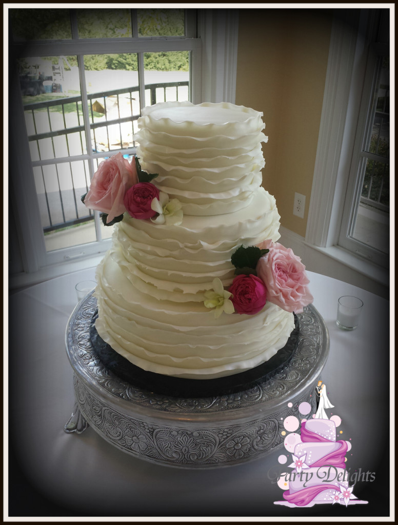 Wedding Cakes Delivery  Raleigh NC s Wedding Cake Designer Decorator and Delivery