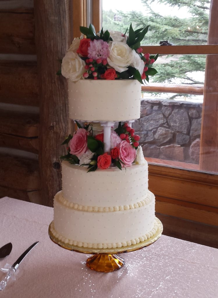Wedding Cakes Denver  Wedding Cakes Conifer Denver Call 303 396 4480