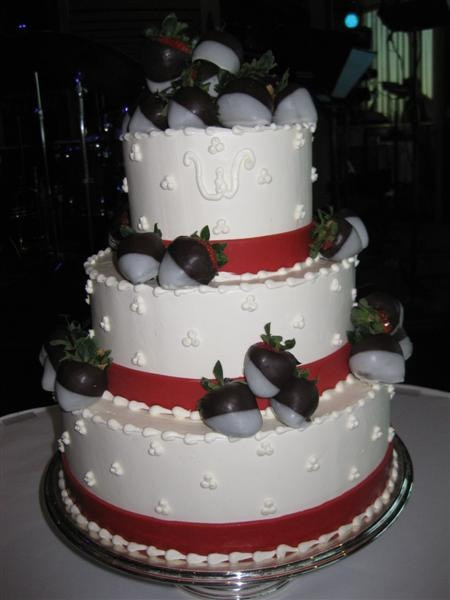 Wedding Cakes Denver  Wedding cake made by Executive Pastry Chef Christopher