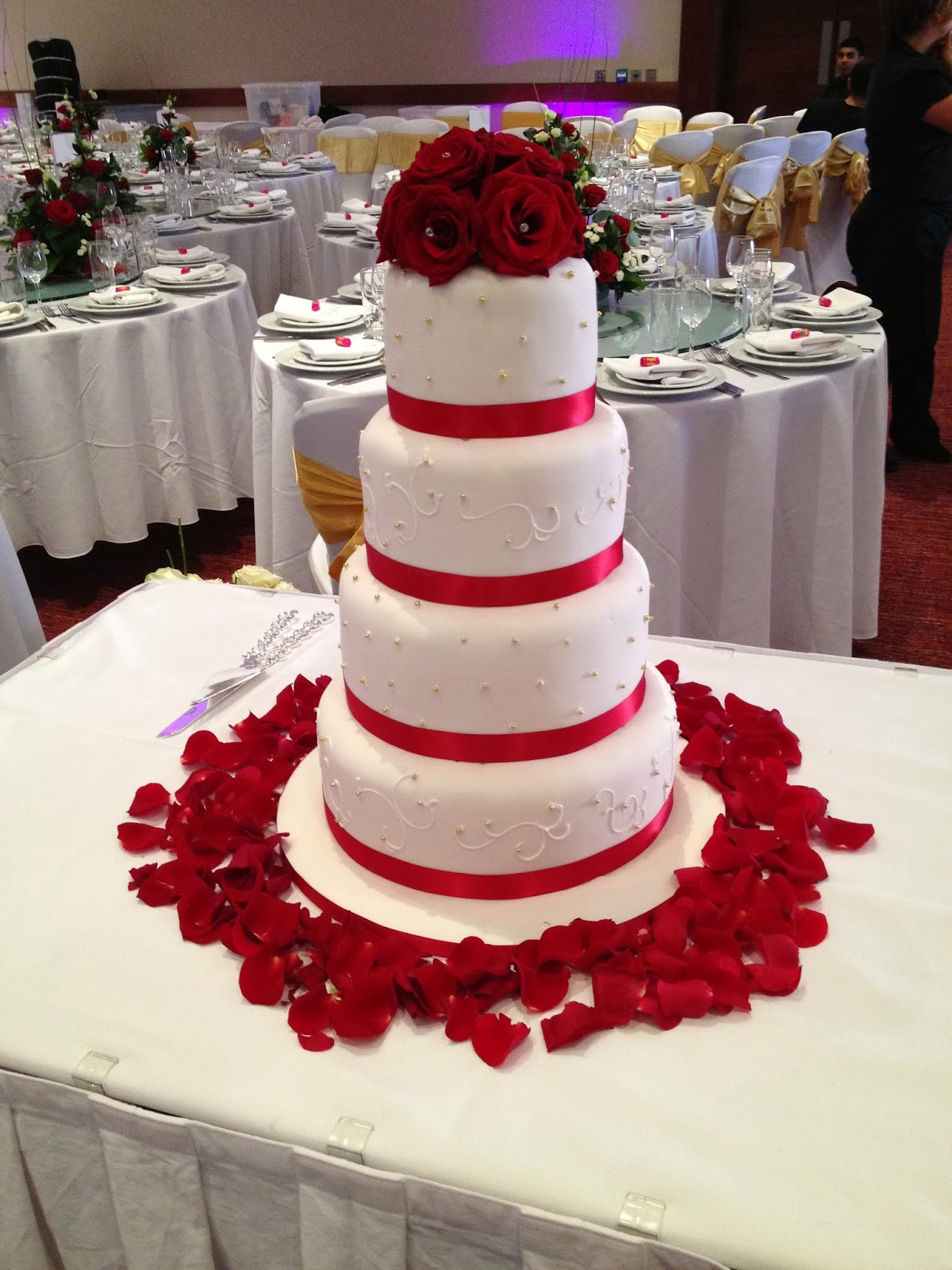 Wedding Cakes Designs Pictures  BEAUTY AND FASHION INDIAN WEDDiNG CAKE