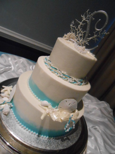 Wedding Cakes Destin Fl  The Cake Destination Destin FL Wedding Cake