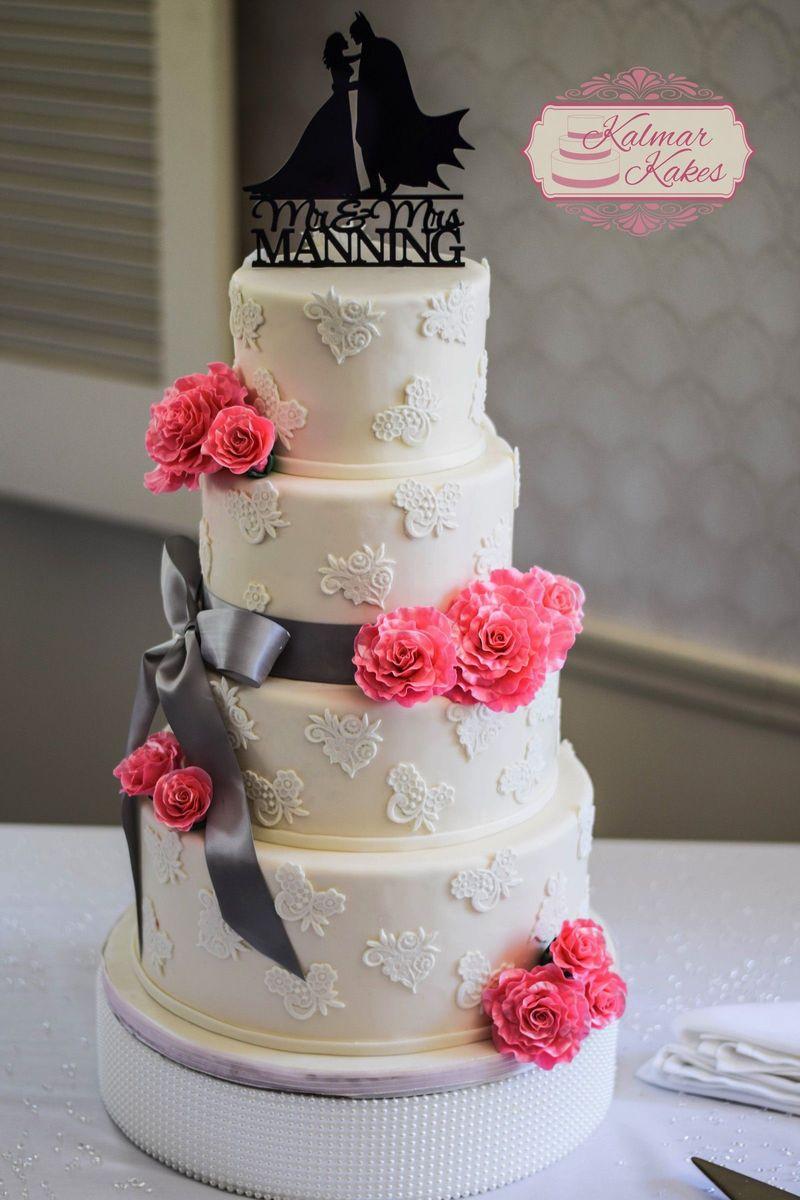 Wedding Cakes Detroit  Kalmar Kakes Wedding Cake Michigan Detroit Flint and