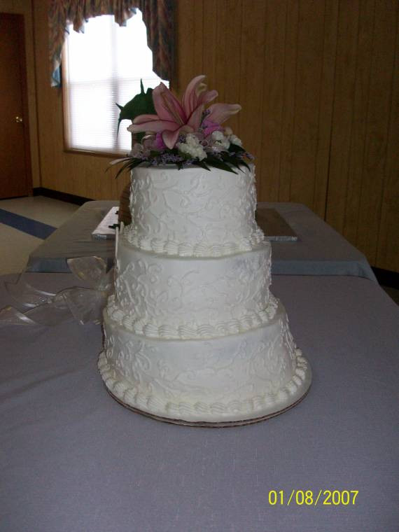 Wedding Cakes Disasters  Wedding Cake Disaster what Happened CakeCentral