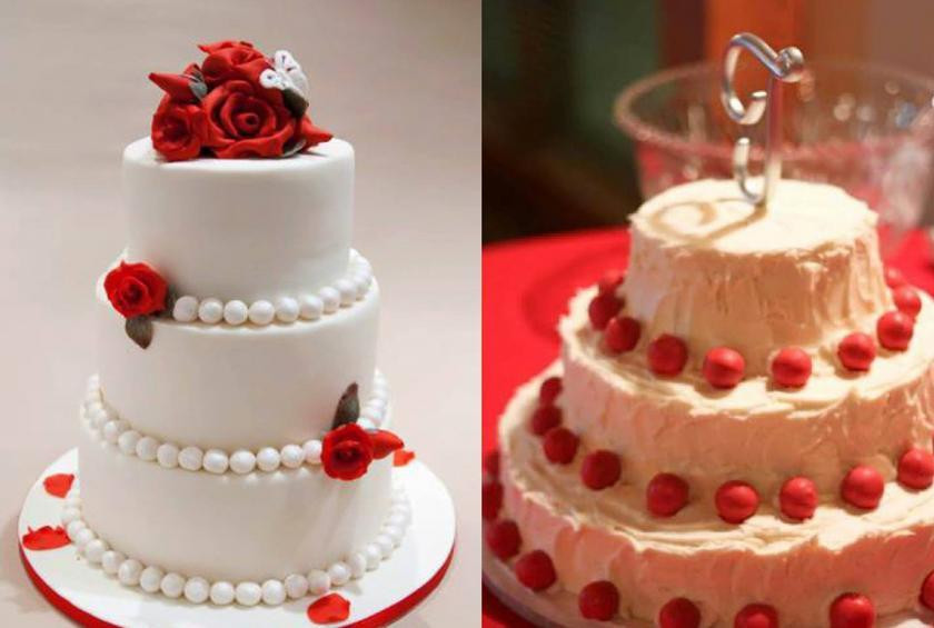 Wedding Cakes Disasters  Smashed in Transit from 15 Worst Wedding Cake Disasters