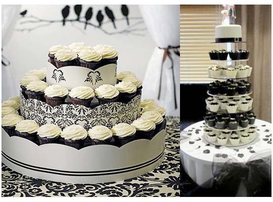Wedding Cakes Display Ideas  5 Wedding Cake Stand Ideas Norah Sleep Wedding Style Blog