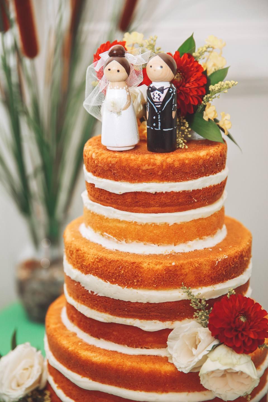 Wedding Cakes Diy  Inspiring Tales of DIY Wedding Cakes