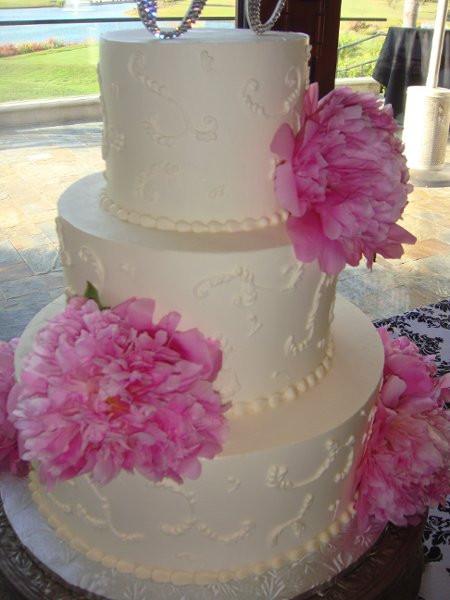 Wedding Cakes El Paso  Sweet Pea Cakes El Paso TX Wedding Cake