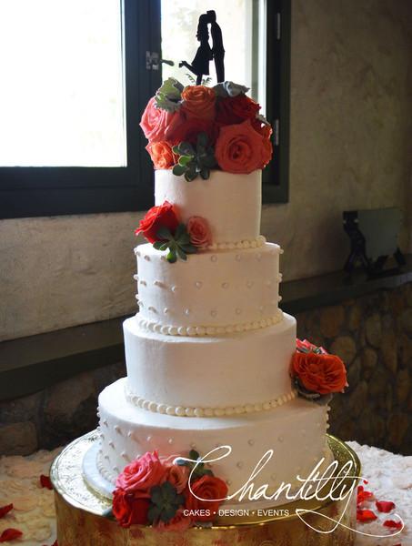 Wedding Cakes El Paso  Chantilly El Paso TX Wedding Cake