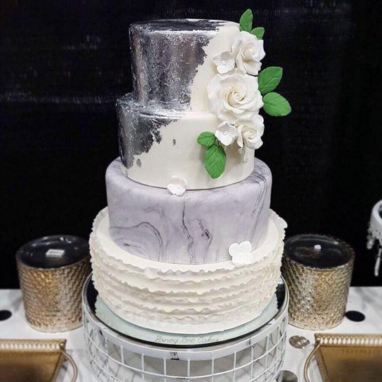 Wedding Cakes El Paso  Honey Bee Cakes Wedding Cake El Paso TX WeddingWire