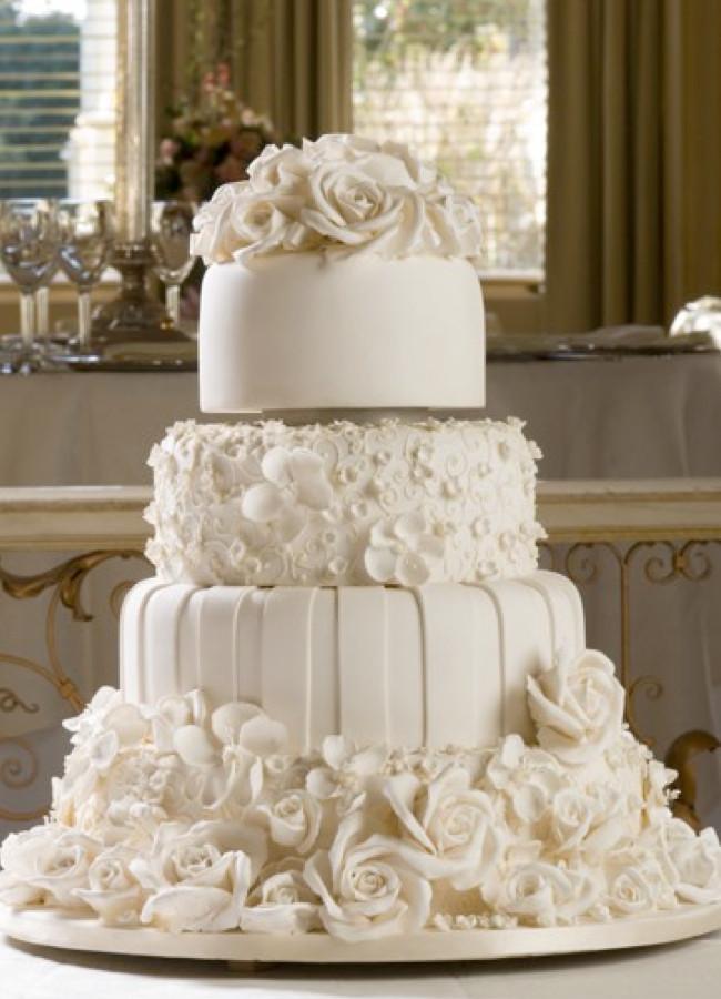 Wedding Cakes Elegant  Amazing Wedding Cake Weddings By Lilly