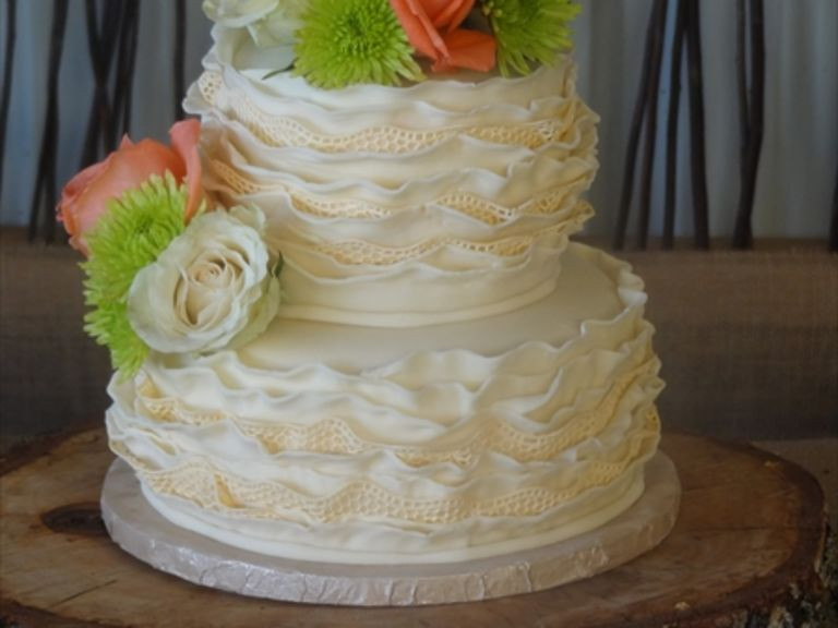 Wedding Cakes Eugene Oregon  Oregon Weddings