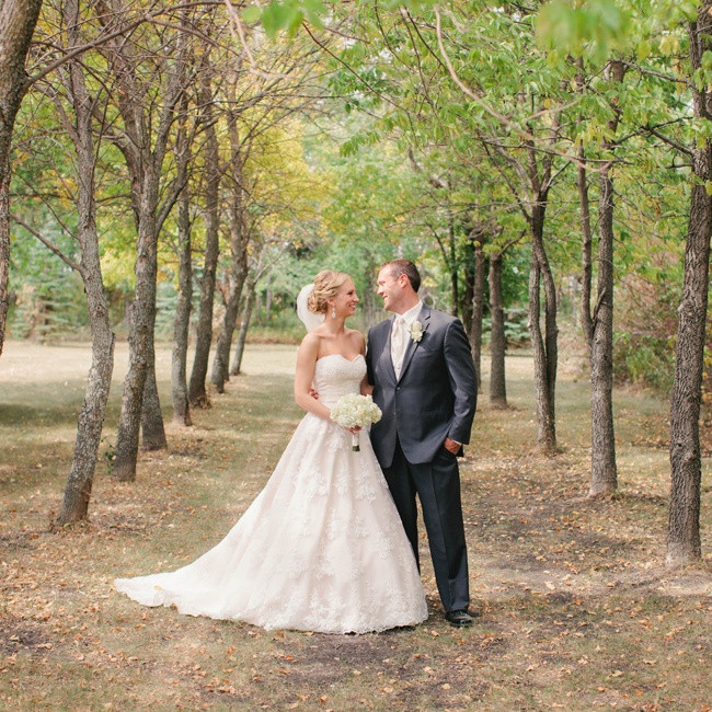 Wedding Cakes Fargo Nd  Andrea & David in Fargo ND