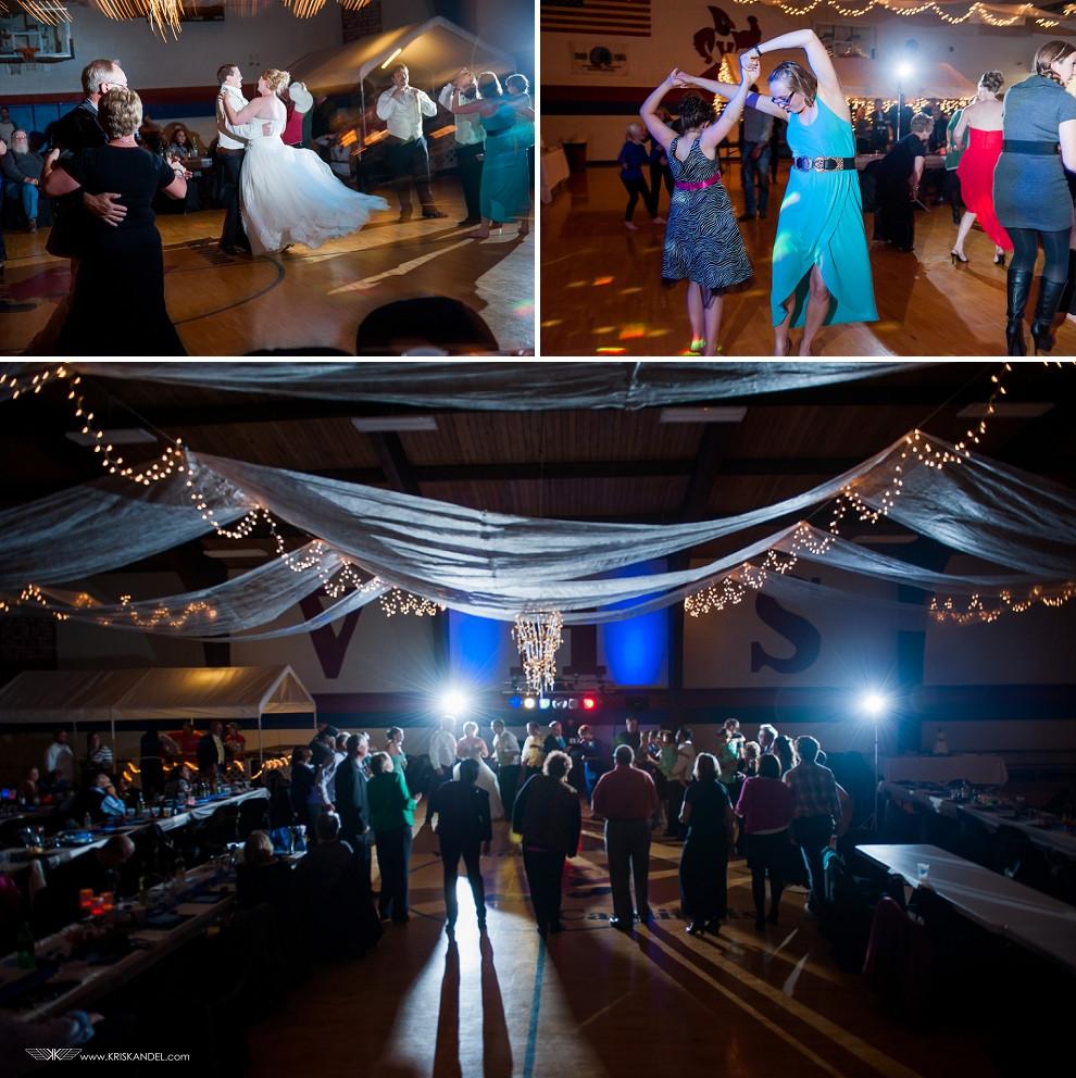 Wedding Cakes Fargo Nd  Oakes ND Wedding KariAnn & Louis