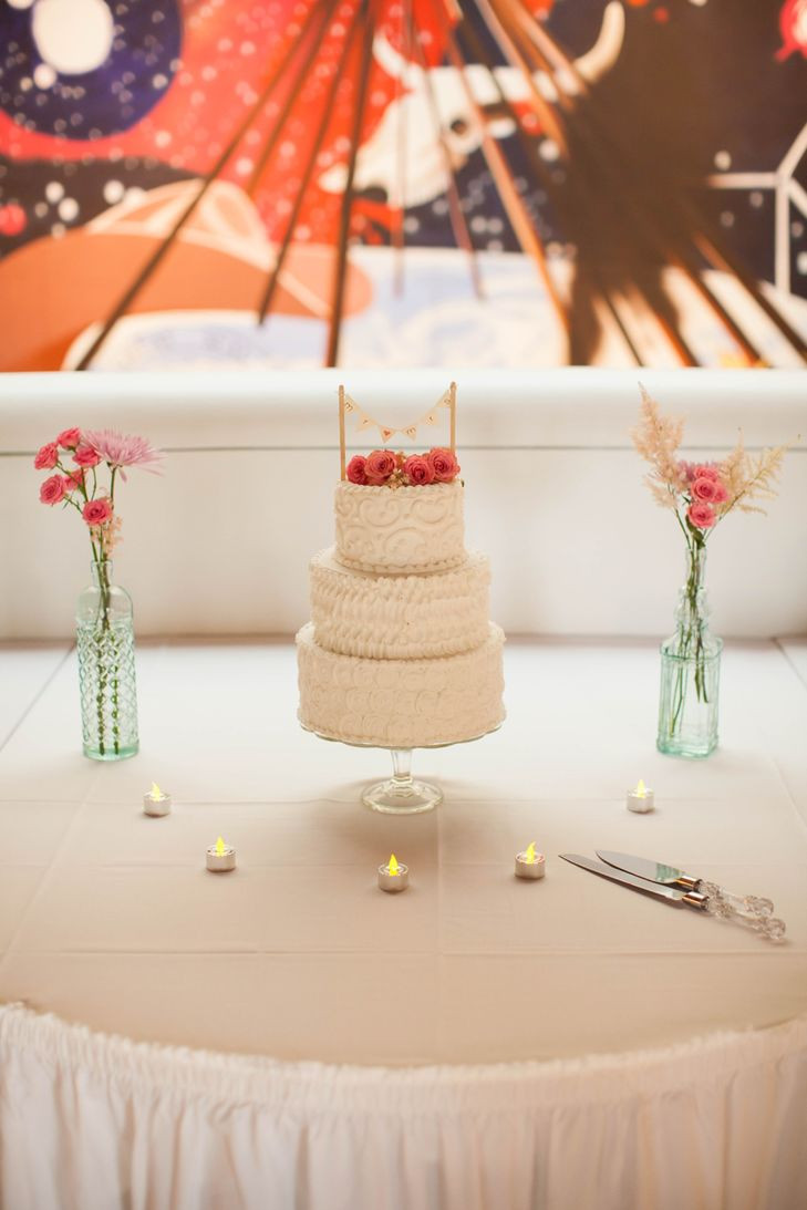 Wedding Cakes Fargo Nd  Rustic Ivory Cake