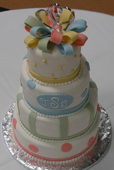 Wedding Cakes Fayetteville Nc  Margy s Musings Wedding Cakes