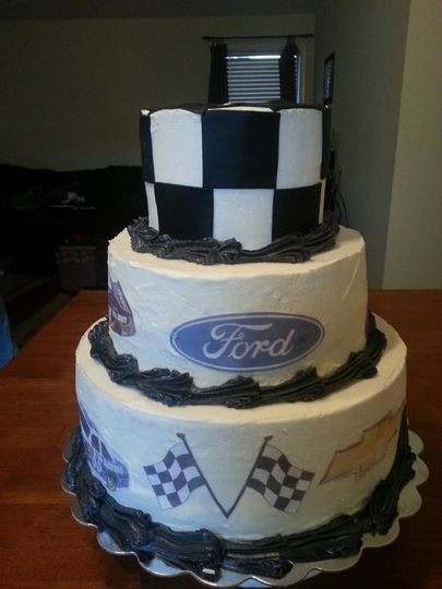 Wedding Cakes Fayetteville Nc  Nice N Icing custom cakes Wedding Cake Fayetteville