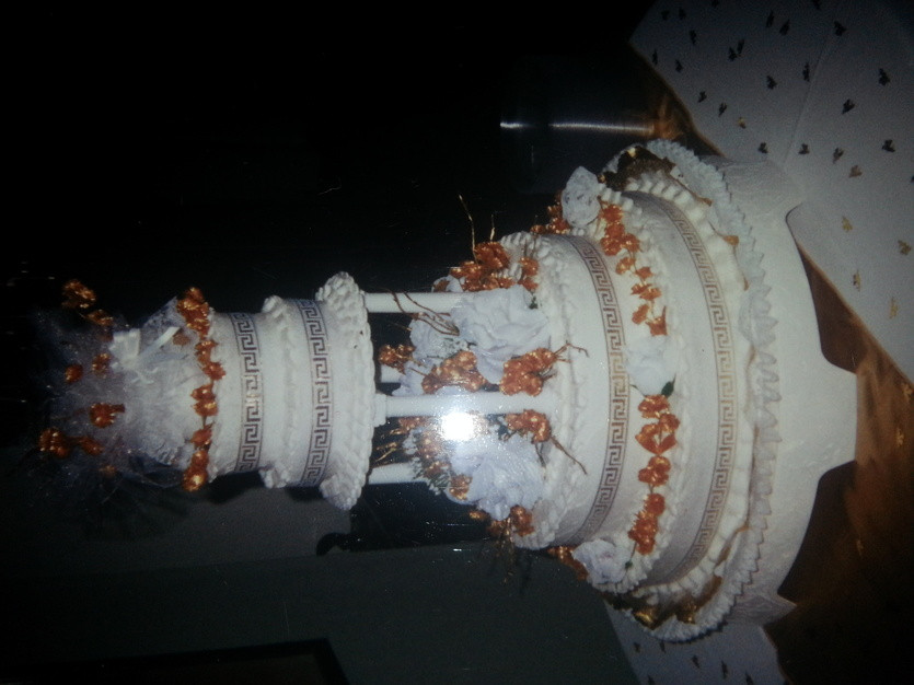 Wedding Cakes Fayetteville Nc  Christine s Culinary Creations Best Wedding Cake in
