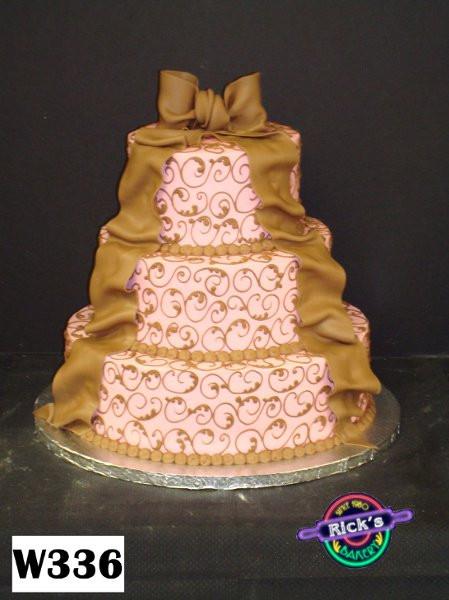 Wedding Cakes Fayetteville Nc  Rick s Bakery Fayetteville AR Wedding Cake