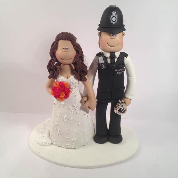 Wedding Cakes Figures  Personalised Wedding Cake Toppers & Cake Figures