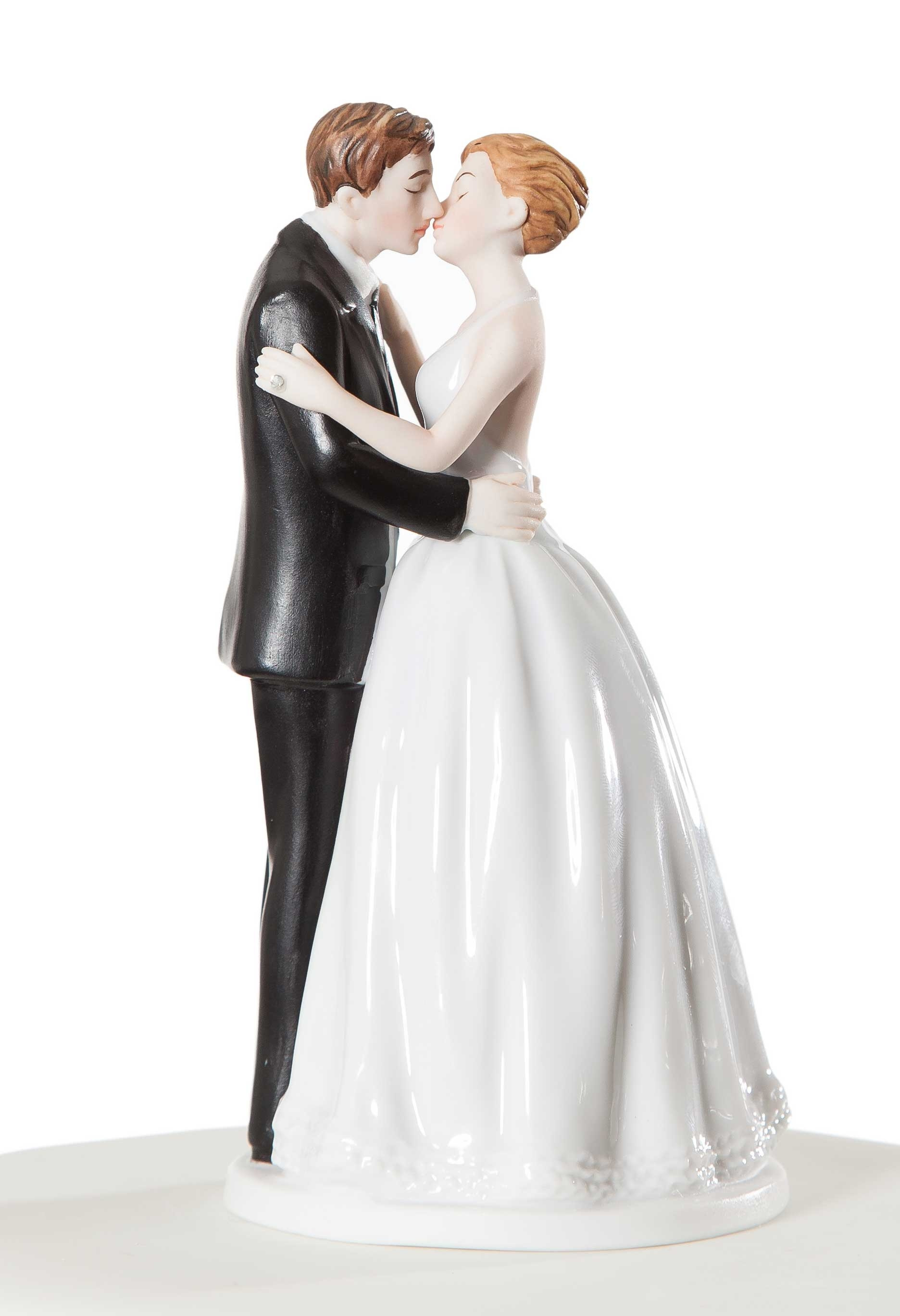 Wedding Cakes Figurines  Vintage Style Wedding Cake Toppers