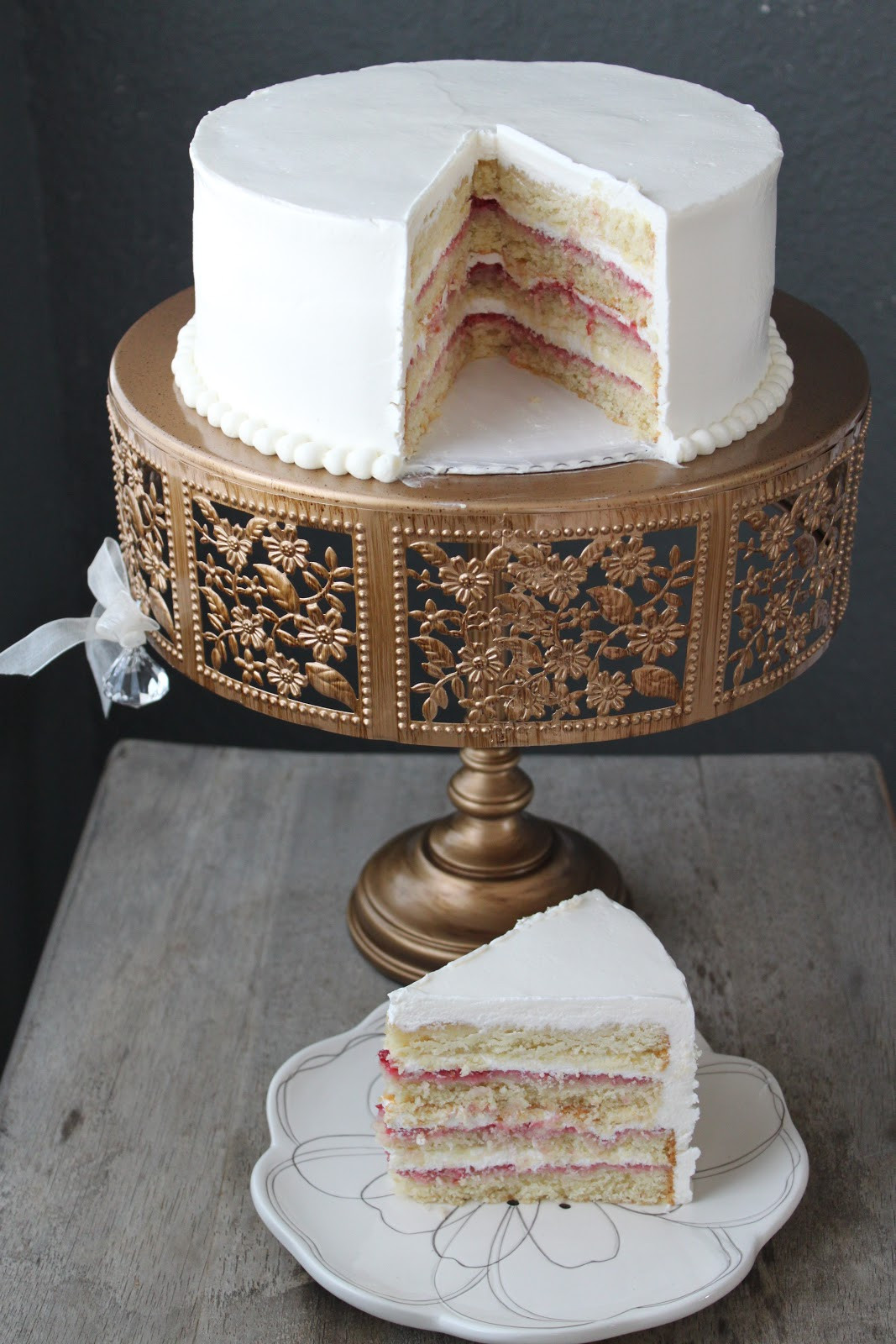 Wedding Cakes Fillings  Refrigeration Raspberry Cake Filling Refrigeration