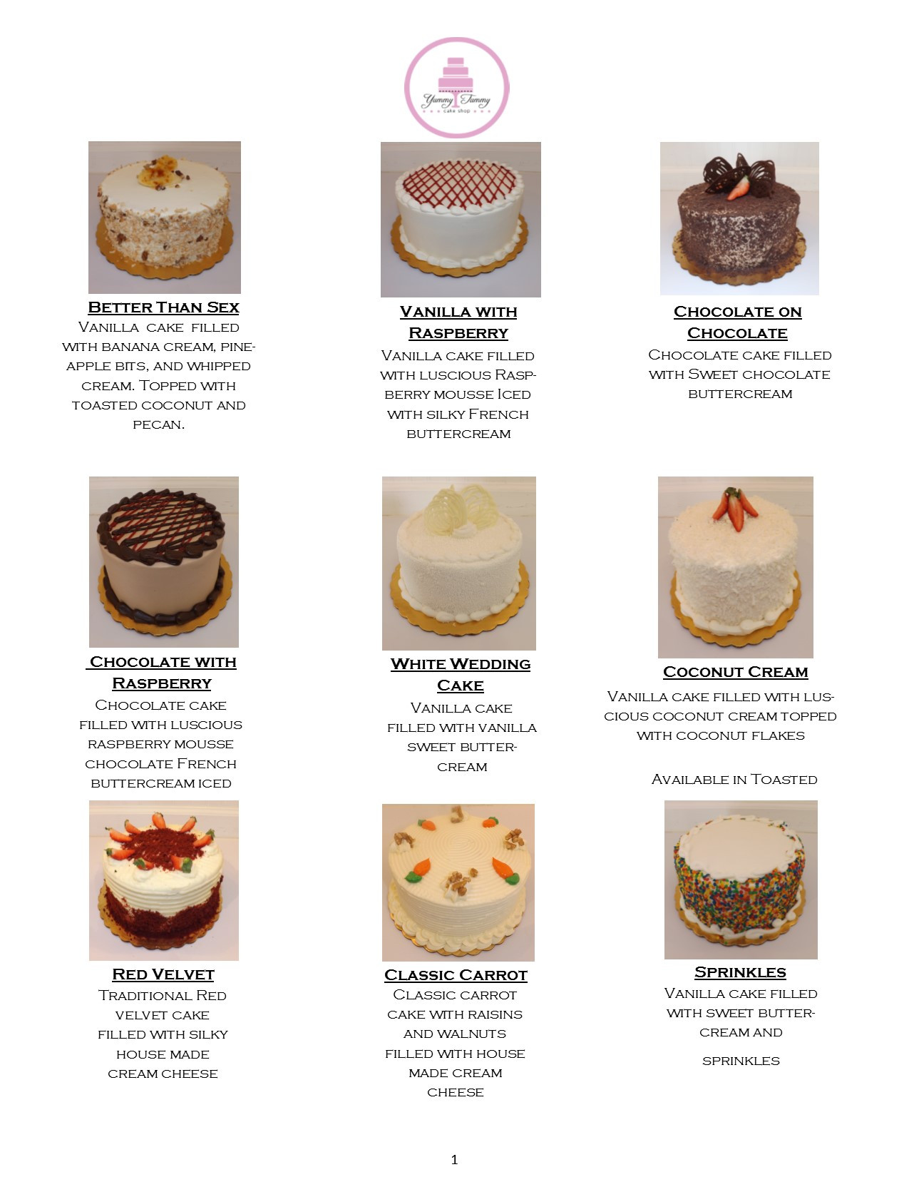 Wedding Cakes Flavors Combinations  Cake Flavors