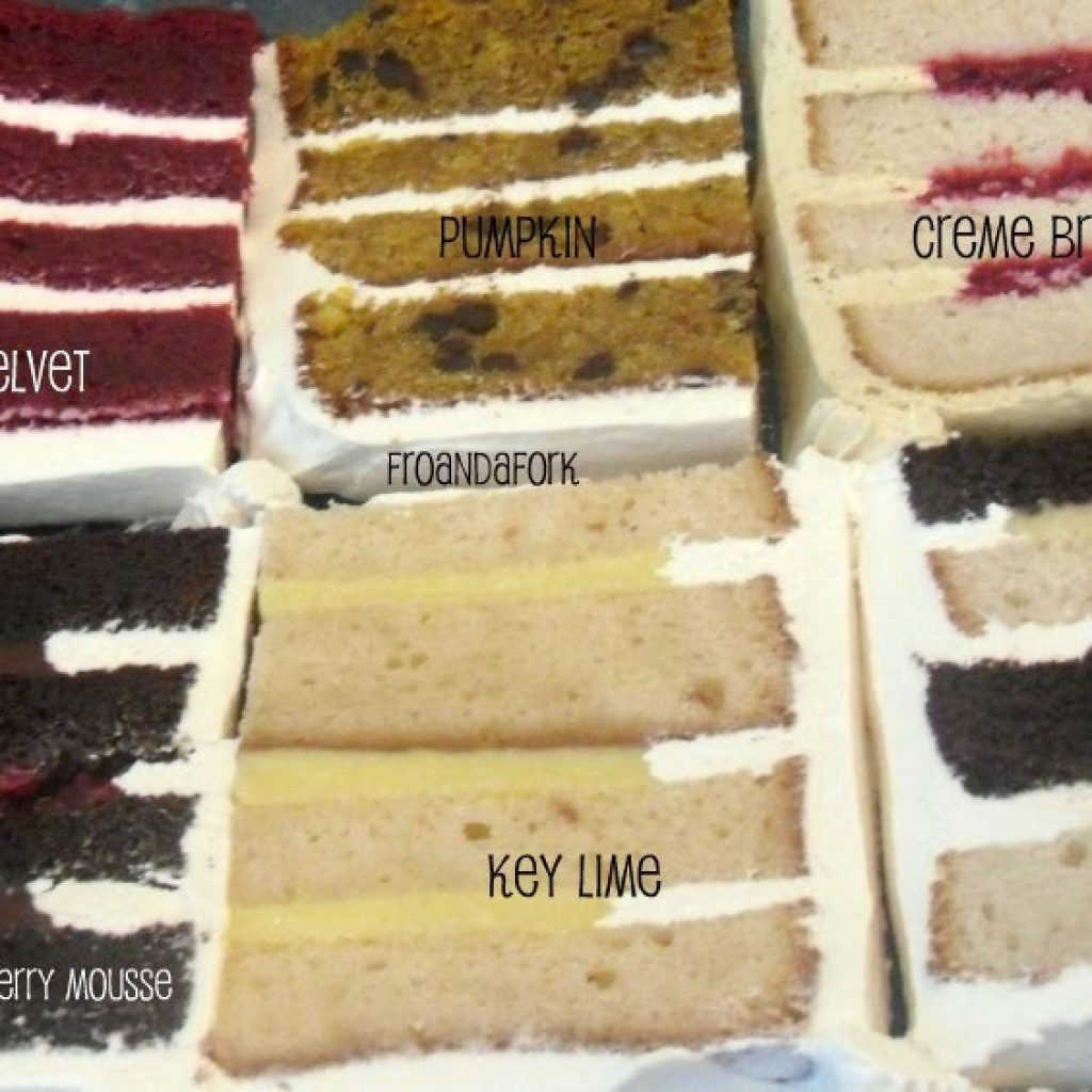 Wedding Cakes Flavors Combinations  best wedding cake flavors binations
