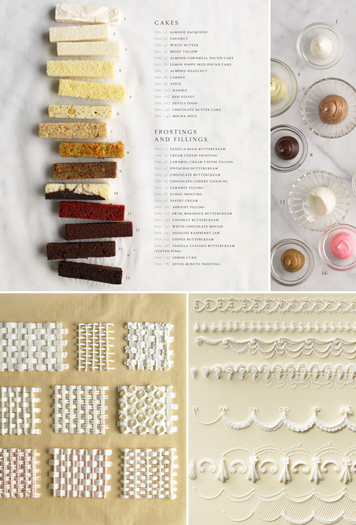 Wedding Cakes Flavors Combinations  Wedding Cake Inspiration From Martha Stewart