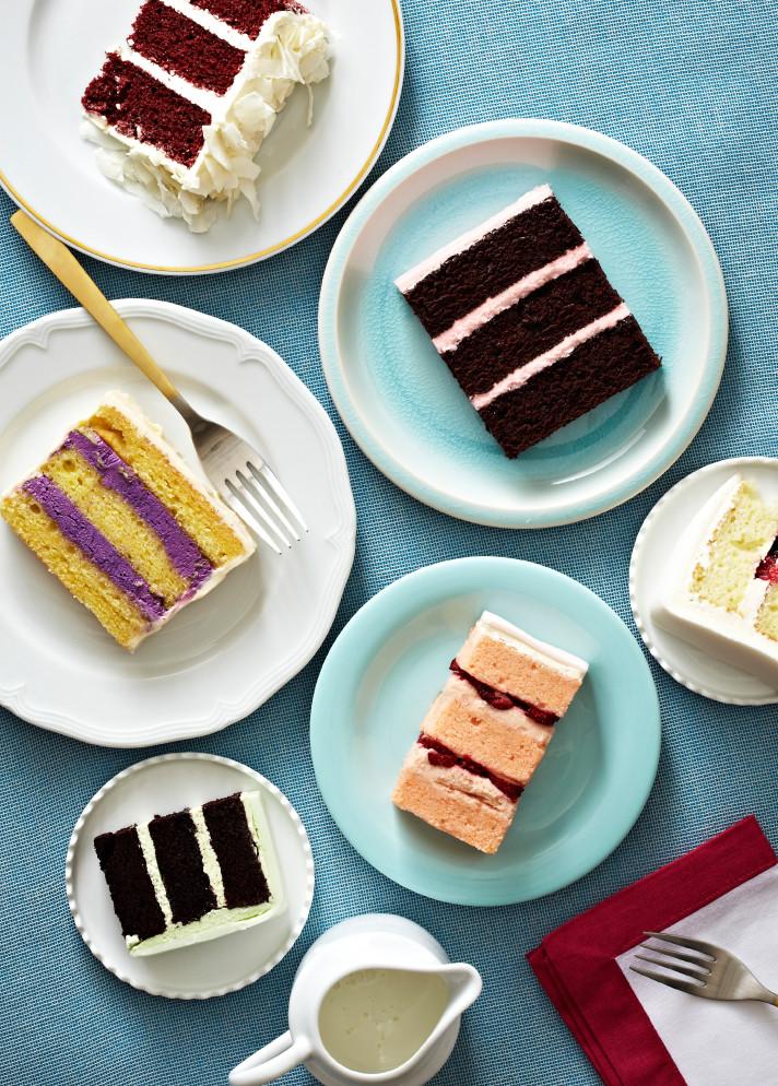 Wedding Cakes Flavors Combinations  Unique Wedding Cake Flavors for Summer Weddings Arabia