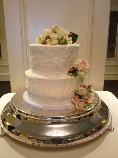 Wedding Cakes Florida  Frosting Wedding Cake Vero Beach FL WeddingWire