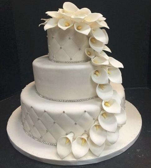 Wedding Cakes Florida  Ana Paz Cakes Wedding Cake Miami FL WeddingWire