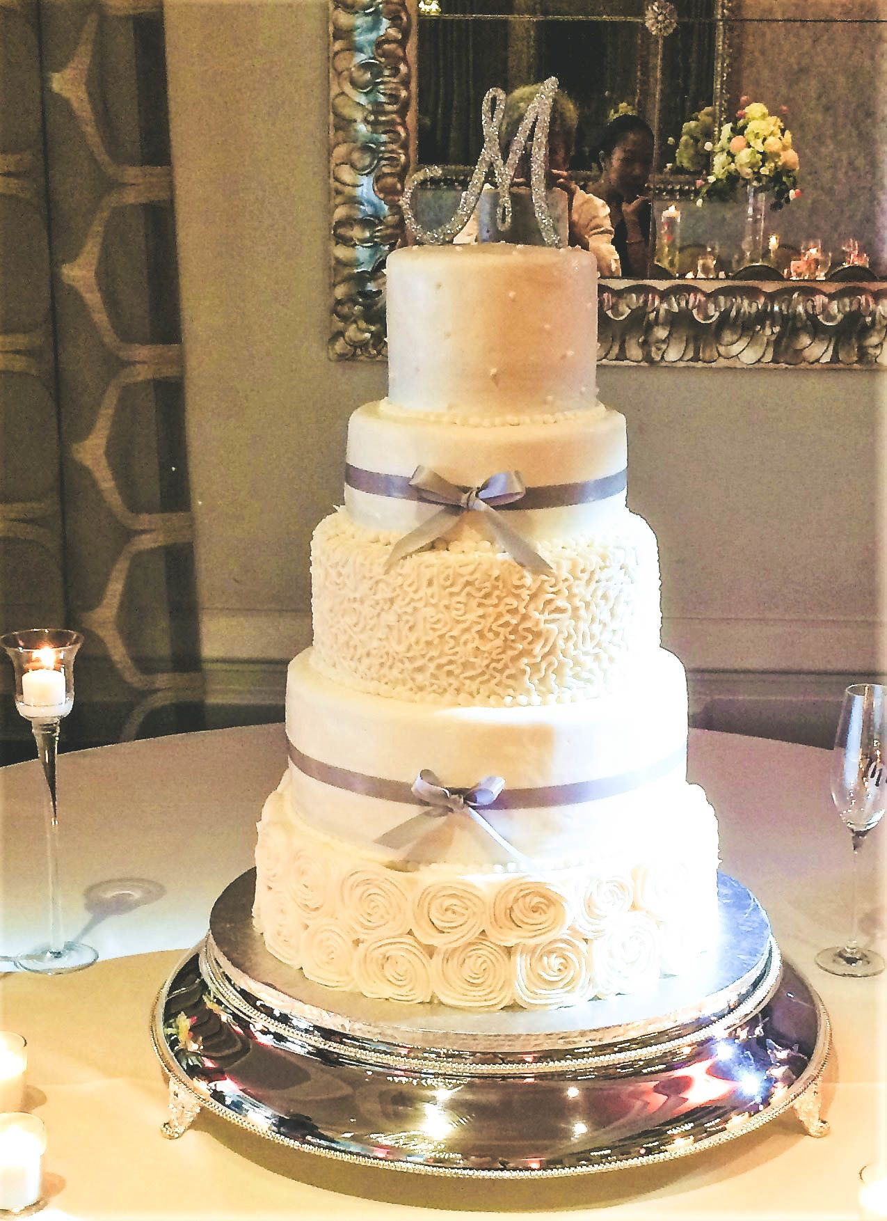 Wedding Cakes Florida  Wedding Cake Bakeries In Clearwater Fl 5000 Simple