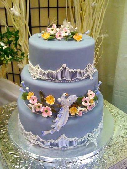 Wedding Cakes Florida  Cakes So Simple Wedding Cake Melbourne FL WeddingWire