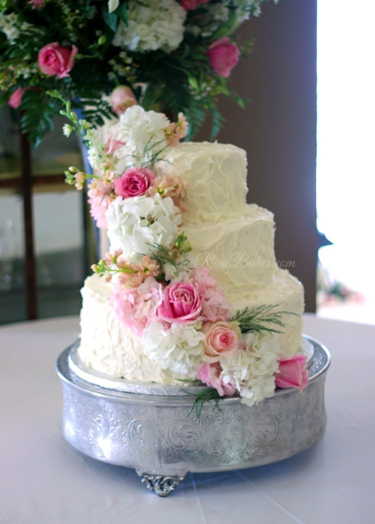 Wedding Cakes Flower  Last Day to Enter for a Chance to Win CASH What s been
