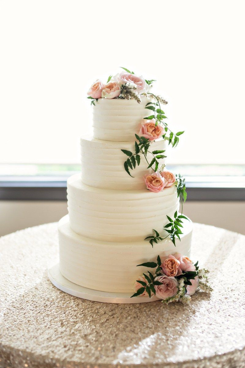 Wedding Cakes Flowers  71 of the Prettiest Floral Wedding Cakes
