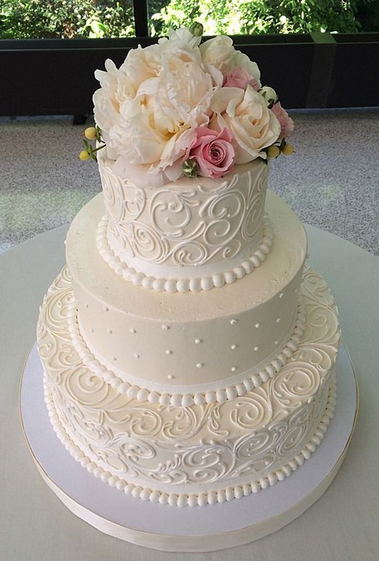 Wedding Cakes For 100 Guests  100 Most Beautiful Wedding Cakes For Your Wedding – Page