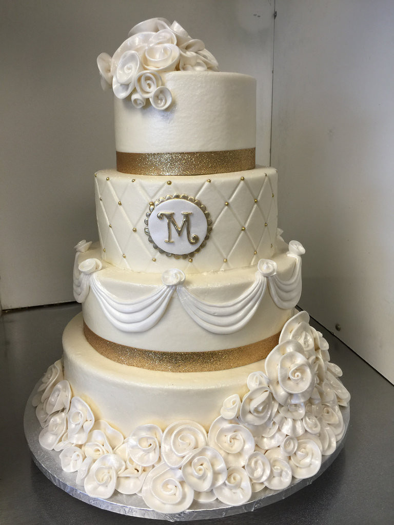 Wedding Cakes For 100 Guests  Wedding Cakes & Anniversary Cakes Dallas TX