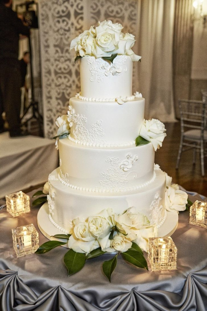 Wedding Cakes For 200 Guests  Lovely Wedding Cake for 200 Guests Cost
