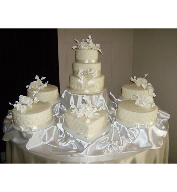 Wedding Cakes For 200 Guests  Wedding cake 057 Armenia Yerevan