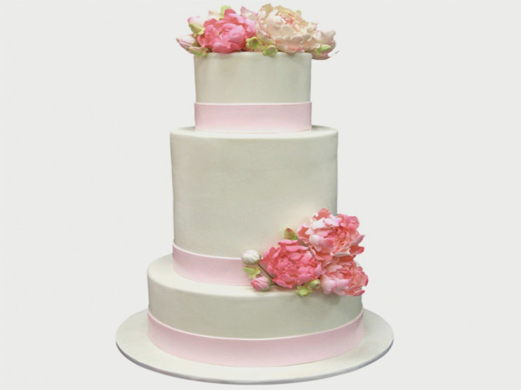 Wedding Cakes For 200 Guests  how much do wedding cakes cost in south africa Archives